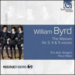 William Byrd: The Masses for 3, 4 & 5 voices
