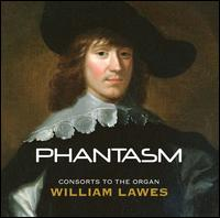 William Lawes: Consorts to the Organ - Daniel Hyde (organ); Emilia Benjamin (viol); Mikko Perkola (bass viol); Phantasm