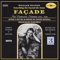 William Walton: Façade - Pamela Hunter (speech/speaker/speaking part)