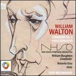 William Walton: Symphony No. 2; Viola Concerto