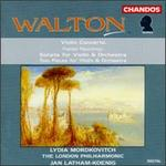William Walton: Violin Concerto; Sonata for Violin & Orchestra; Two Pieces for Violin & Orchestra