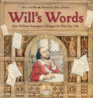 Will's Words - Sutcliffe, Jane