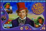 Willy Wonka & Chocolate Factory [40th Anniversay] [Ultimate Collector's Edition] [With Book] - Mel Stuart