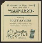 Wilson's Hotel