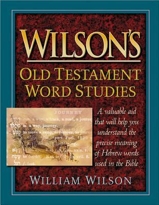 Wilson's Old Testament Word Studies - Wilson, William
