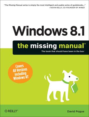 Windows 8.1 - Pogue, David