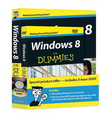 Windows 8 for Dummies - Rathbone, Andy