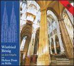 Winfried Bönig an den Orgeln im Hohen Dom zu Köln