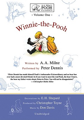 Winnie-The-Pooh - Milne, A A, and Toyne, Christopher, and Davis, Don (Instrumental soloist)