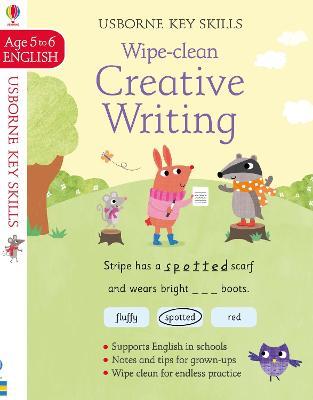 Wipe-Clean Creative Writing 5-6 - Young, Caroline