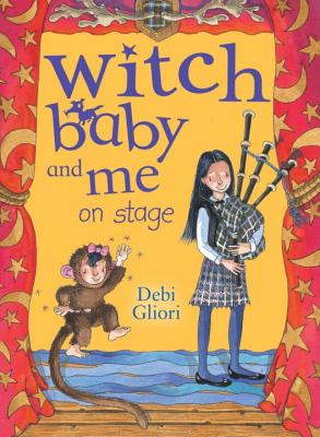 Witch Baby and Me on Stage -