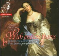 With endless teares - Fred Jacobs (theorbo); Fred Jacobs (lute); Johannette Zomer (soprano)