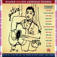 With His American Friends - Django Reinhardt