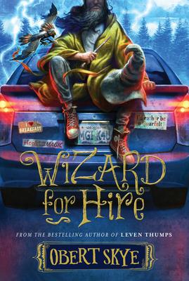 Wizard for Hire - Skye, Obert