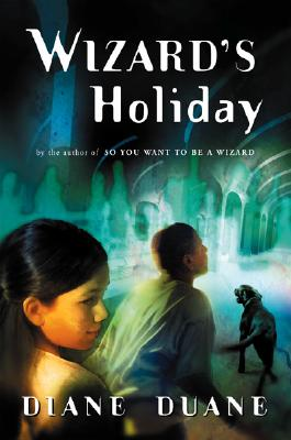 Wizard's Holiday - Duane, Diane