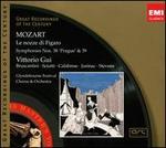 Wolfgang Amadeus Mozart: Le nozze di Figaro; Symphony No. 38 'Prague'; Symphony No. 39