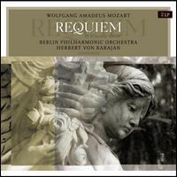 Wolfgang Amadeus Mozart: Requiem - Anton Dermota (tenor); Hilde Rössl-Majdan (alto); Hilde Rössl-Majdan (contralto); Walter Berry (bass); Wilma Lipp (soprano);...