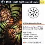 Wolfgang Amadeus Mozart: Sinfonia Concertante KV 364; Symphony in G Minor KV 550