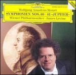 "Wolfgang Amadeus Mozart: Symphonien Nos. 40, 41 ""Jupiter"""