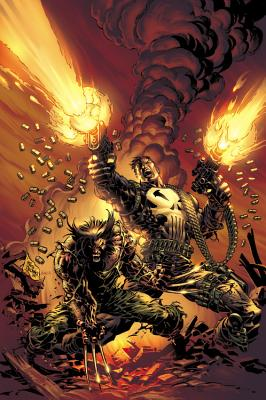 Wolverine Vs. The Punisher - Potts, Carl, and Abnett, Dan, and Lanning, Andy