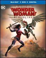 Wonder Woman: Bloodlines [Blu-ray]