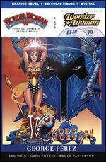 Wonder Woman [With Wonder Woman: Gods and Mortals Graphic Novel] [Blu-ray/DVD] [2 Discs]