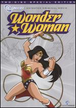 Wonder Woman - Lauren Montgomery