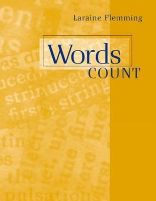 Words Count - Flemming, Laraine E
