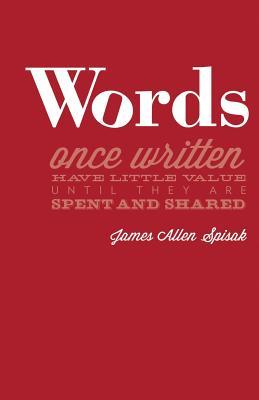 Words - Spisak, James Allen