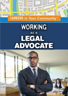Working as a Legal Advocate - Harvey, Janet