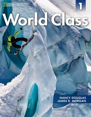 World Class 1 with CD-ROM - Douglas, Nancy, and Morgan, James