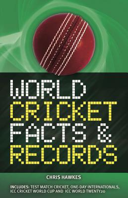 World Cricket Facts and Records - Hawkes, Chris