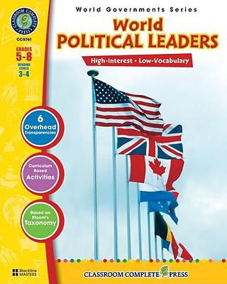 World Political Leaders - Frisnia, Darcy