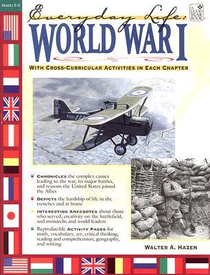 World War I - Hazen, Walter A
