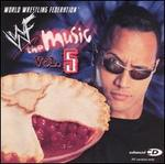 World Wrestling Federation: The Music, Vol. 5