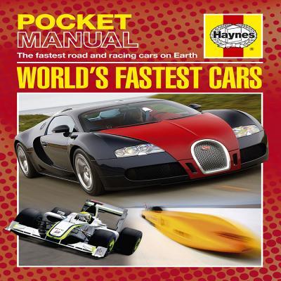 World's Fastest Cars - Dredge, Richard