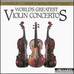 World's Greatest Violin Concertos