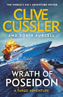 Wrath of Poseidon - Cussler, Clive, and Burcell, Robin