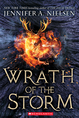 Wrath of the Storm (Mark of the Thief, Book 3), Volume 3 - Nielsen, Jennifer A