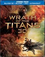 Wrath of the Titans 3D [2 Discs] [Includes Digital Copy] [UltraViolet] [3D/2D] [Blu-ray/DVD]