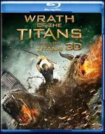 Wrath of the Titans [Bilingual] [Blu-ray] [3D]