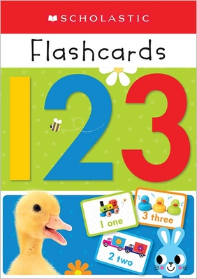 Write and Wipe Flashcards: 123 (Scholastic Early Learners) - Scholastic