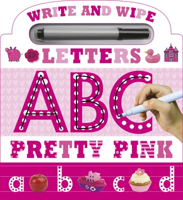 Write and Wipe Pink ABC - Thomas Nelson