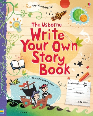 Write Your Own Story Book - Chisholm, Jane, and Stowell, Louie