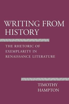Writing from History - Hampton, Timothy