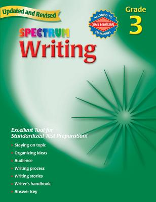 Writing, Grade 3 - Spectrum
