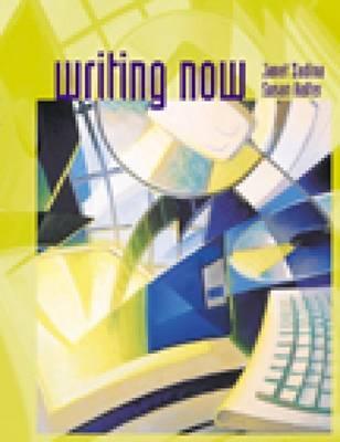 Writing Now - Zadina, Janet Nay, and Halter, Susan