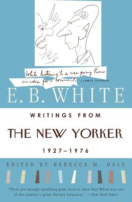 Writings from the New Yorker 1927-1976: Three Voices No One Heard Until a Therapist Listened - White, E B