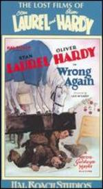 Wrong Again - Leo McCarey