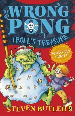 Wrong Pong: Troll's Treasure: 3 - Butler, Steven